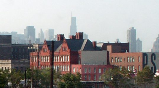 Ps1-skyline, By The original uploader was Americasroof at English Wikipedia