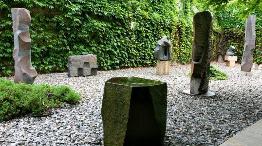 Sculpture Garden, The Noguchi Museum