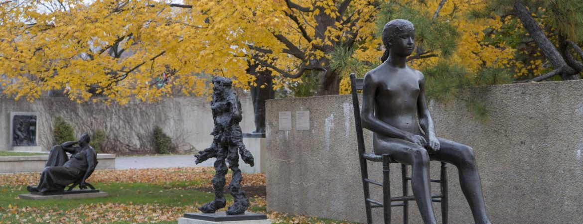 Hirshhorn Museum and Sculpture Garden. Smithsonian Institution, Washington DC.