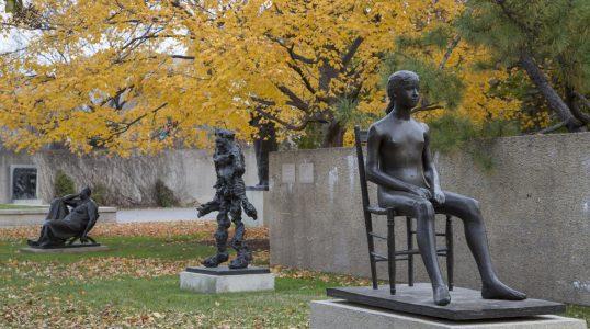 Hirshhorn Museum and Sculpture Garden. Smithsonian Institution, Washington DC.