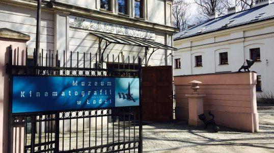 Film Museum in Lodz