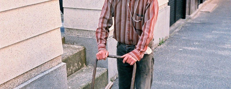 Naoshima Local Worker