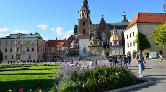 Wawel Royal Hill