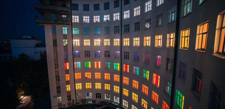 Iset Hotel. Venue of the 3rd Ural Industrial Biennial of Contemporary Art.