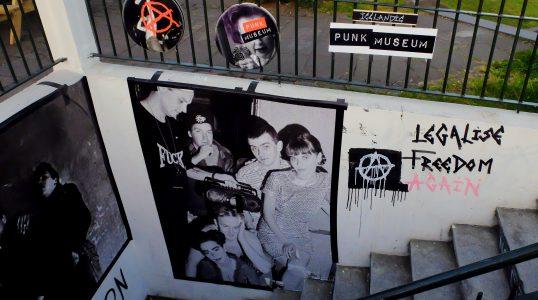 Reykjavík, Innenstadt. The Icelandic Punk Museum