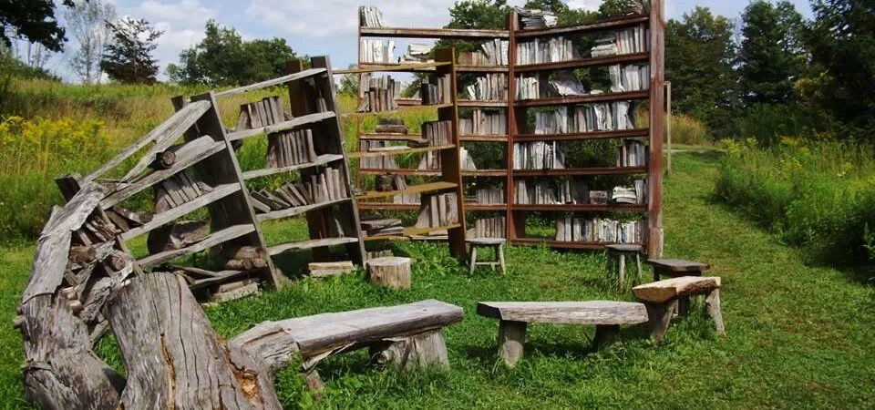 Bookshelves of the ancients